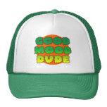 Good Mood Dude (Green) Cap