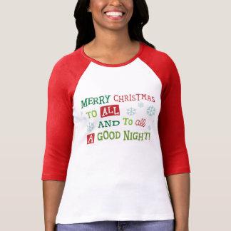 Good Night Before Christmas Tees