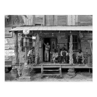 Gordonton, North Carolina: 1939 Postcard