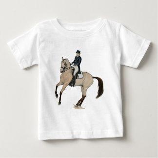 Gorgeous Buckskin Dressage Horse Art T Shirts