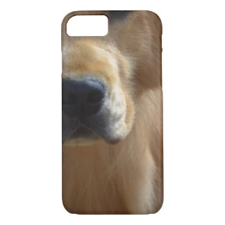 Gorgeous Golden Retriever iPhone 7 Case