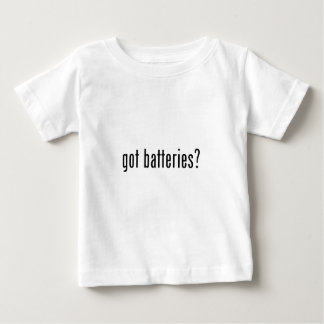 got batteries? tshirt