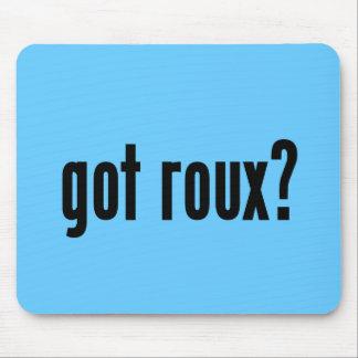 got roux? mouse pad