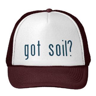 got soil cap