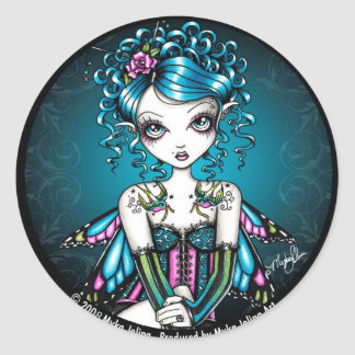 Gracie Gothic Couture Fairy Stickers