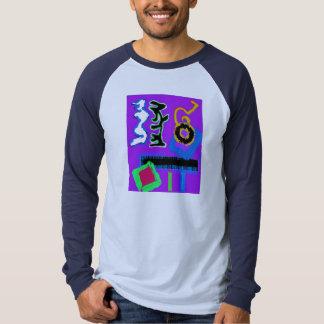Graffiti ~ Modern Art ~  Modern colourful vibrant Tshirt