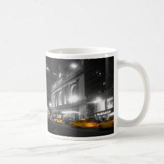 Grand Central Station New York Basic White Mug