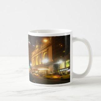 Grand Central Station, NYC Basic White Mug