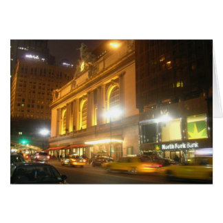 Grand Central Station, NYC Greeting Card