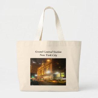 Grand Central Station, NYC Jumbo Tote Bag