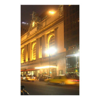 Grand Central Station, NYC Personalized Stationery