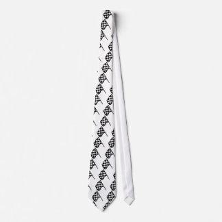 Grand Prix Flag Tie