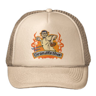 Grandfather Baseball Father's Day Gifts Cap