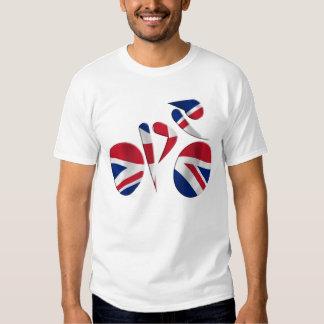 Great Britian - GB Cycling Tshirt