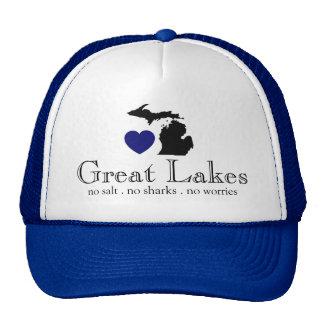 Great Lake - humor Cap
