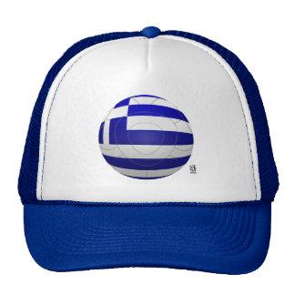 Greece - ΕΛΛΑΔΟΣ Football Cap