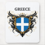 Greece [personalise] mouse pad