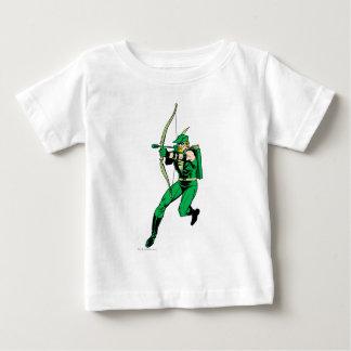 Green Arrow Shooting Arrow Infant T-Shirt