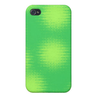 Green Dots I-pod Touch Case Case For The iPhone 4