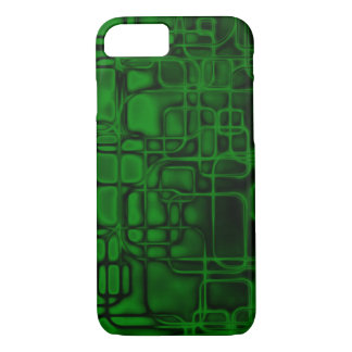 Green Dream Vision Art iPhone 7 Case