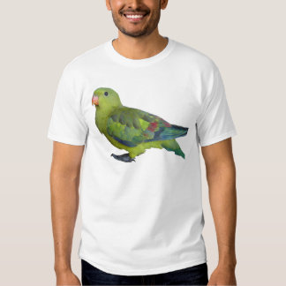 Green Parrot Tees