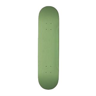 Green Tea Custom Skateboard