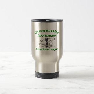 Greencastle Sportsman Shoe Mug