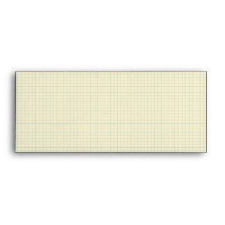 Grid style design envelopes