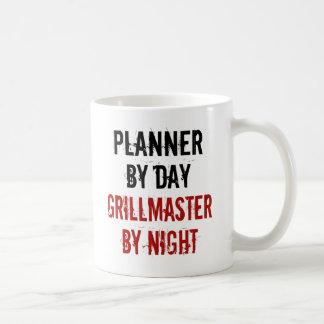 Grillmaster Planner Basic White Mug