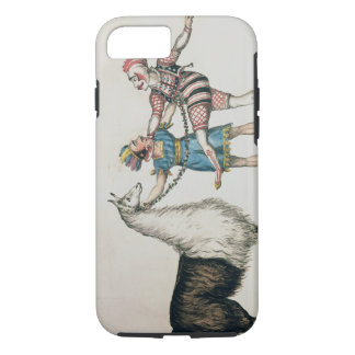Grimaldi and the Alpaca, in the Popular Pantomime iPhone 7 Case
