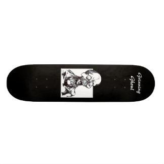 Grinning Ghoul Skate Board