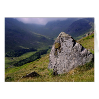Grisedale, The Lake District Greeting Card