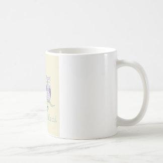 Grow Wise Little Owl - Girl Mug