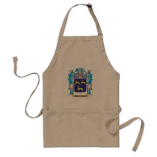 Grunfeld Coat of Arms - Family Crest Standard Apron