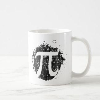 Grunge PI Basic White Mug
