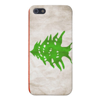Grungy Lebanon Flag iPhone 5 Cover