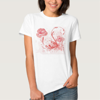 Grungy roses T-Shirt
