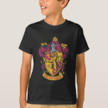 Gryffindor Crest Gold and Red Tshirts