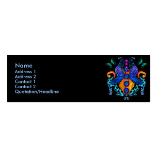 Guardians at Dawn Profile Cards Pack Of Skinny Business Cards