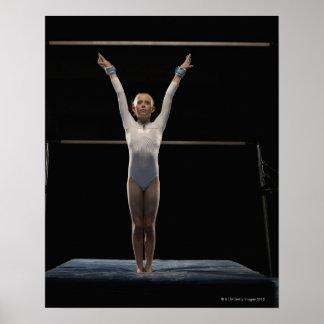 Gymnast 2 poster