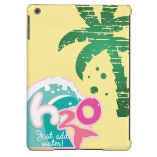 H2O Logo iPad Air Cover