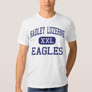 Hadley Luzerne - Eagles - High - Lake Luzerne T-shirt