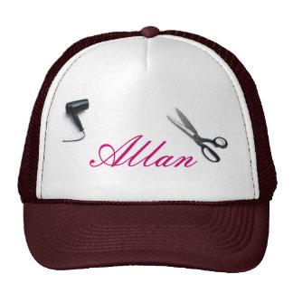 Hairdresser hat