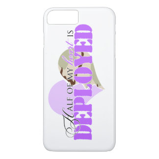Half of my heart is Deployed iPhone 7 Plus Case