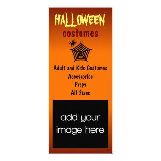 Halloween Costumes Rack Cards