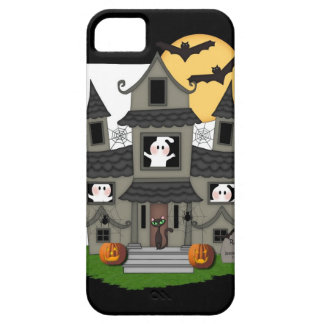 Halloween Haunted House iPhone 5 Cover