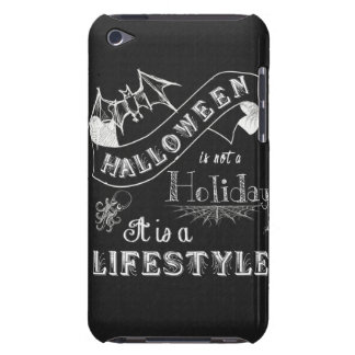 Halloween Lifestyle Chalk Art iPod Touch Covers