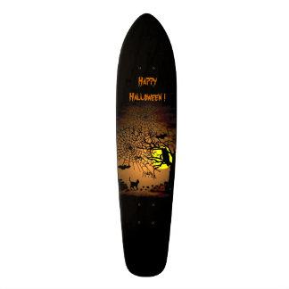 Halloween Night , Happy Halloween ! 21.6 Cm Old School Skateboard Deck