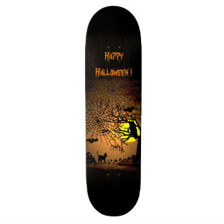 Halloween Night , Happy Halloween ! Skate Board Decks