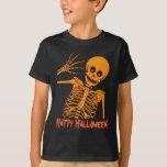 Halloween Skeleton! Tee Shirts